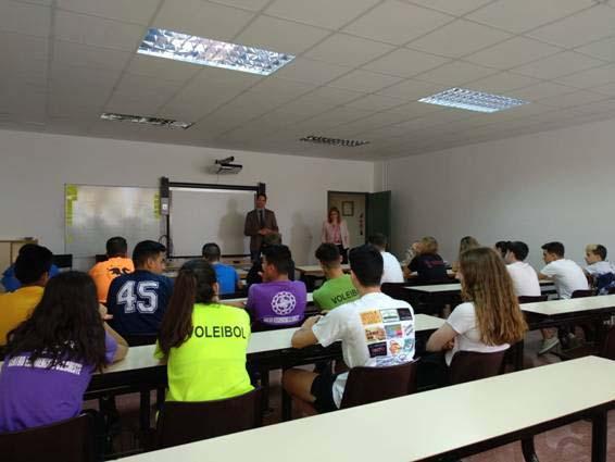a0902bfd4b ... por parte de la fundación Junior Achievement España